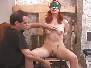 dom tortures soaked twat