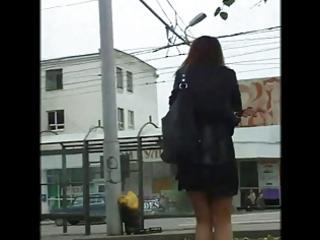 mini petticoat walking