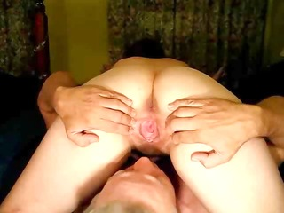 large wet creampie