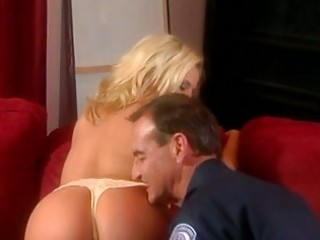 golden-haired honey bree olsen receives jock