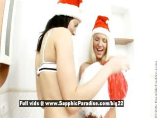 ingrid and doris from sapphic erotica lesbian