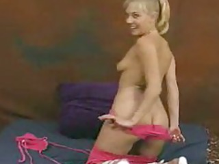 violet aka jessie - perverted blond teen,