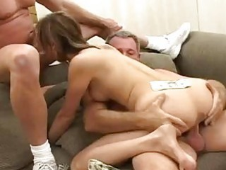pale blond floozy with hawt wazoo sucks and rides