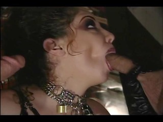 glamorous thick lady screwed on swing - vca