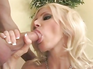 golden-haired floozy brittany andrews receives