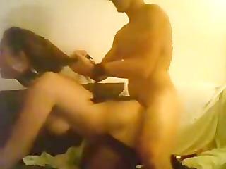 collaring a venice anal slut...she came buckets
