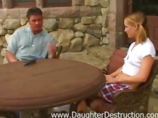 daddys princess fucked right into an asshole hard