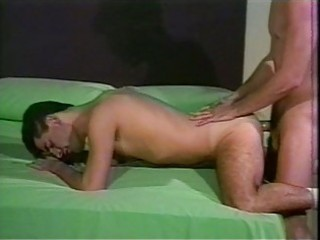 homo chaps doing it is doggy style