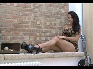zoe and ursula share a perspired double oral-sex