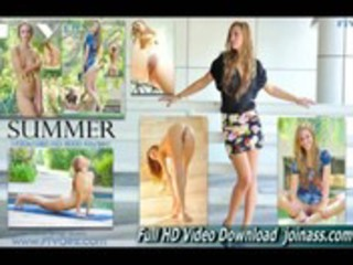 summer ftv florida on one of the hottest days of