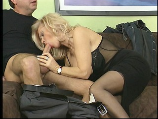 living room swinger party - dbm movie scene