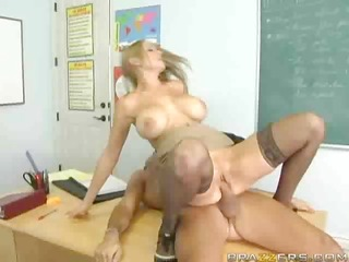 abby rode sexually excited teacher