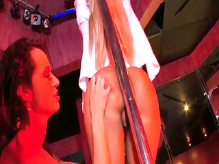 show in the club