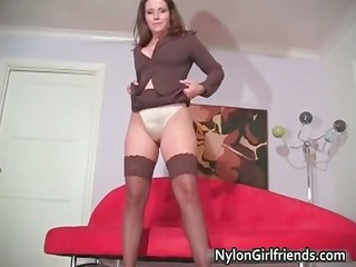 incredible dark brown hotty with large juggs