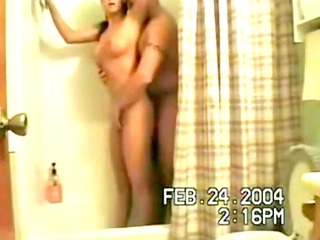 shower oral sex and a-hole fucking