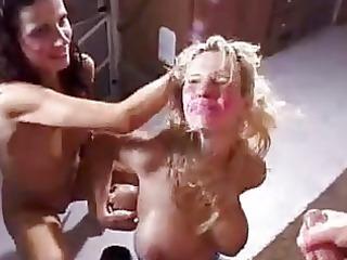 hawt doxy chloe adams sharing an abusive knob