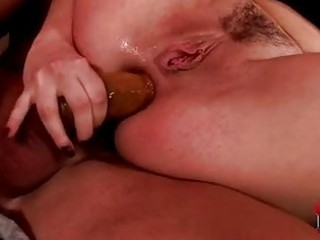 large titty tarra white stuffs her anal passage