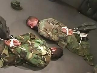 military homo fellows getting bondaged and abusd
