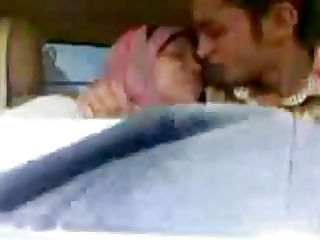 arab hijab cutie sucked large bra buddies and