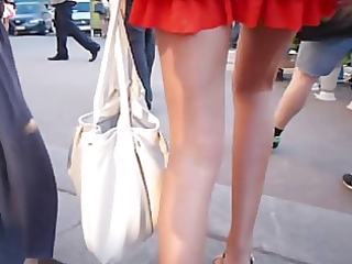 upskirt cutie wonderful wet crack