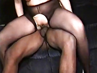saggy aged takes bbc for hubby to see