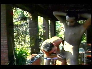 well cum to the jungle - gentlemens movie scene