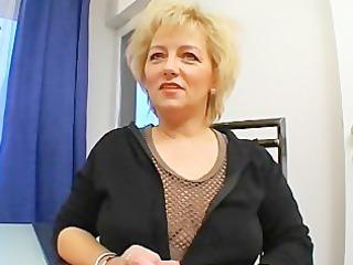 sexy european mommy