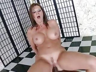 breasty matured raquel devine sits her wet vagina