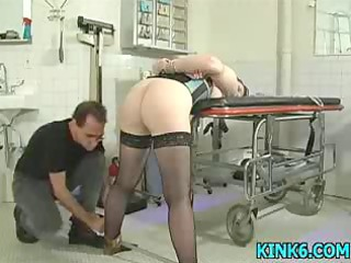 dom tortures juicy cum-hole