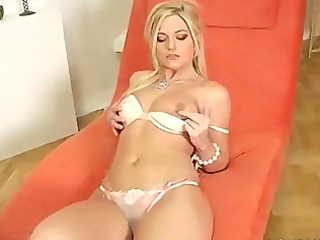 dutch pornstar bobbi eden solo movie scene