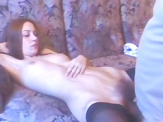 hirsute twat kimmie doing impure fuck with old