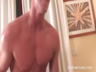 group sex with sexually excited matures taking