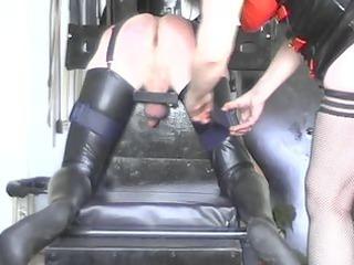 mistresses torment bench pt 2
