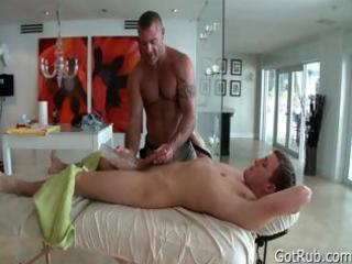 unfathomable anal permeating massage 8 part8