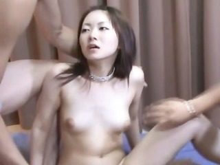 groupsex with luxury japanese butt