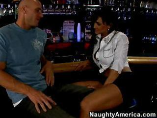 angel from bar truly desires to learn to play