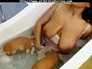 british breasty mother i receives drilled in the