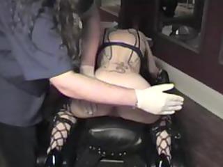 thrashing gals - scene 7