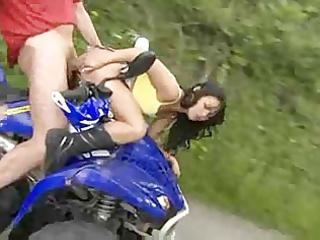 oriental lady mai outdoor hardcore sex