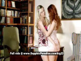 heaven and crystal from sapphic erotica lesbian