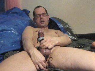 prostate electro stimulation