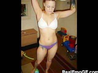 obscene emo legal age teenager gfs!