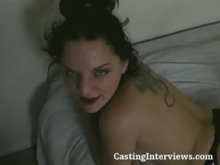 kitty is cast for hawt sex scene