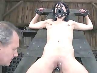 moist from salacious punishment
