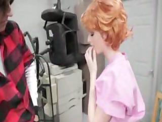 parody of breakfast club with redhead