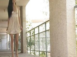 tamara enchanting dark brown legal age teenager