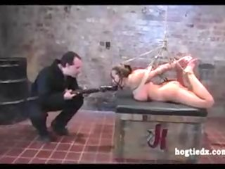 hogtied trina michaels anal hook