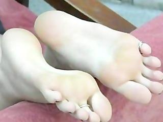 Barefoot bondage