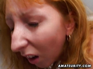 redhead non-professional d like to fuck double