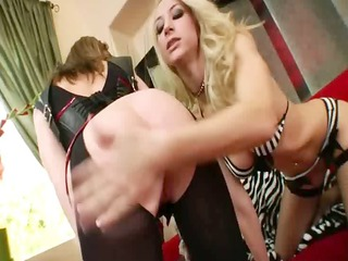 the sexiest anal lesbo chicks vibrating